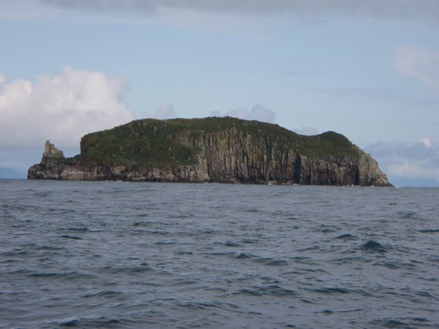 one of the many islands