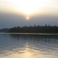 anchoring in Lituya Bay