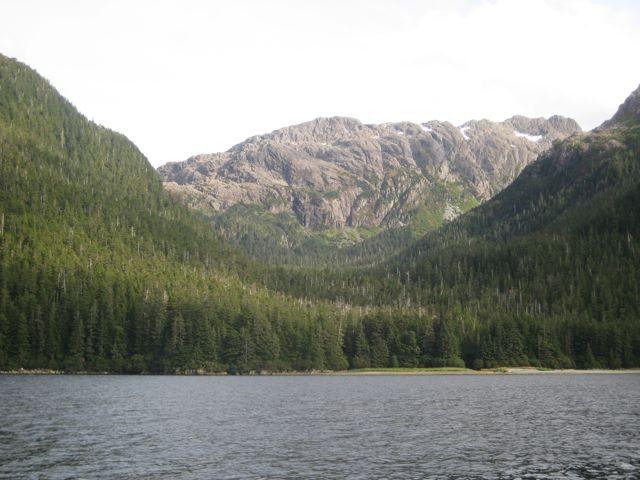 In Lisianski Strait