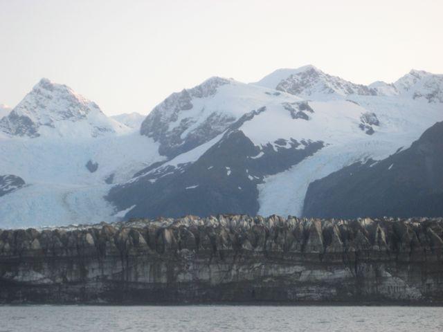 La Perouse Glacier
