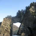 Arch at Boussole Head