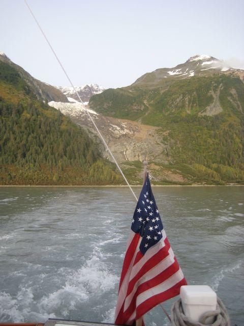 Cascade Glacier