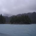 Tonsina Bay on the way to Seward